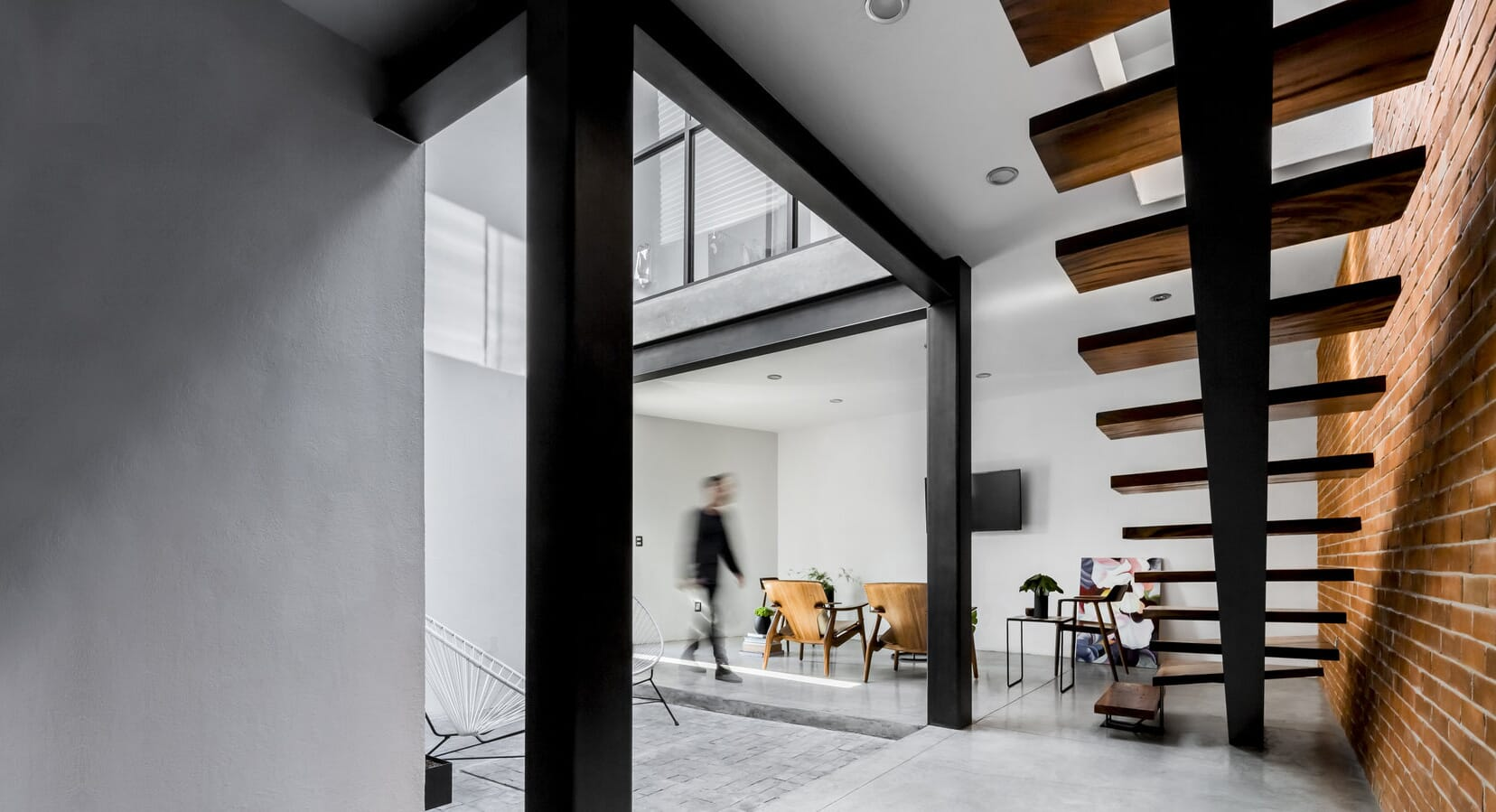 Take The Tour Of Casa Foraste by Taller 1+1 In Mexico