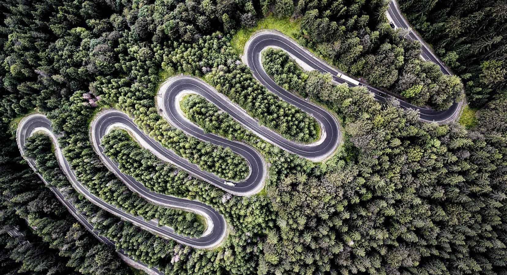 The Fascinating Winning Photographs in the Dronestagram 2017 Photo Contest