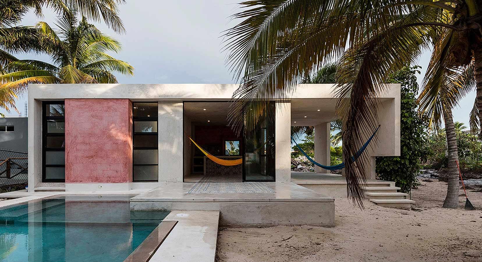 Escape To The El Palmar Summer House In Mexico
