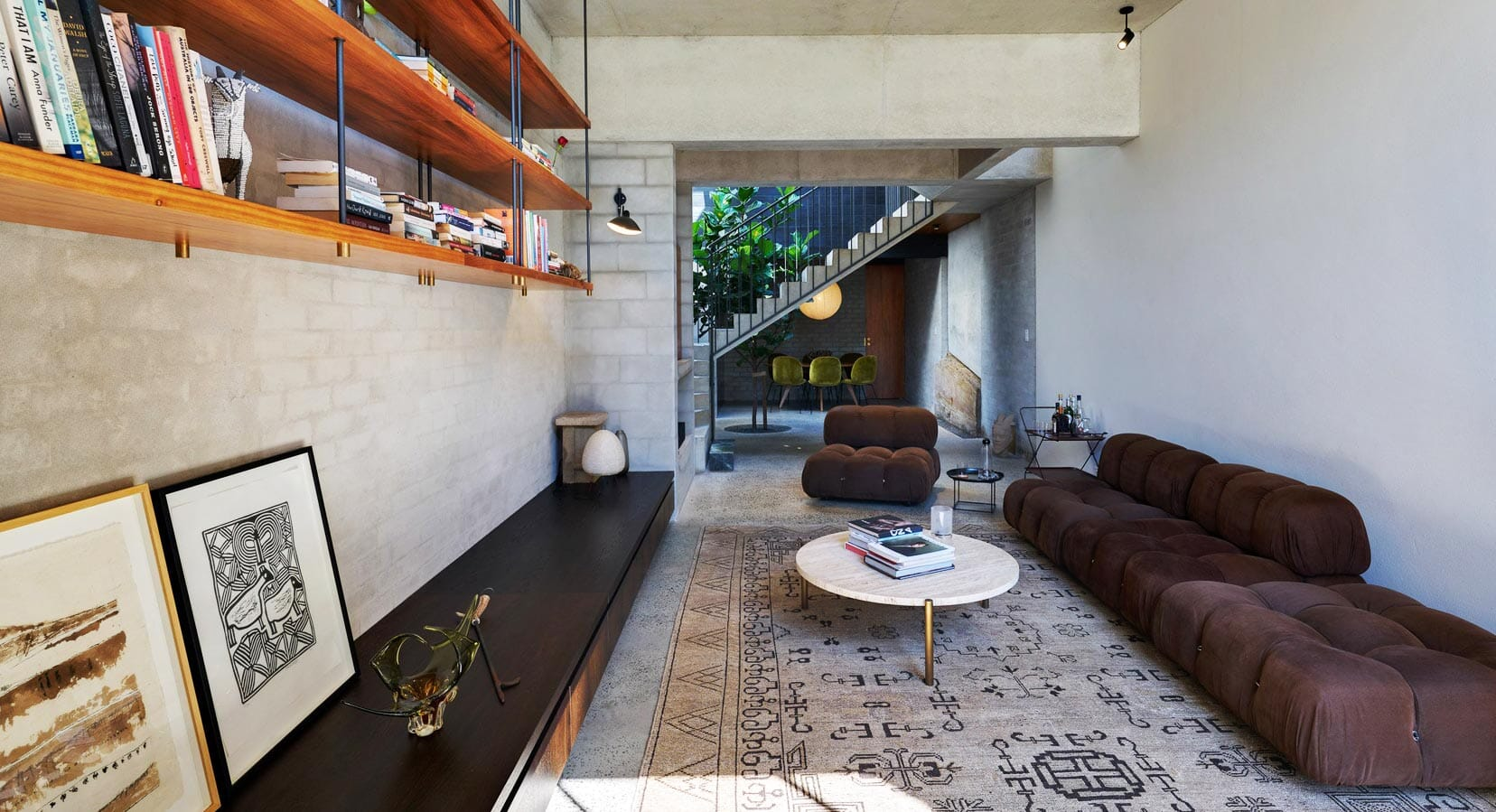 The Annandale House by Welsh + Major