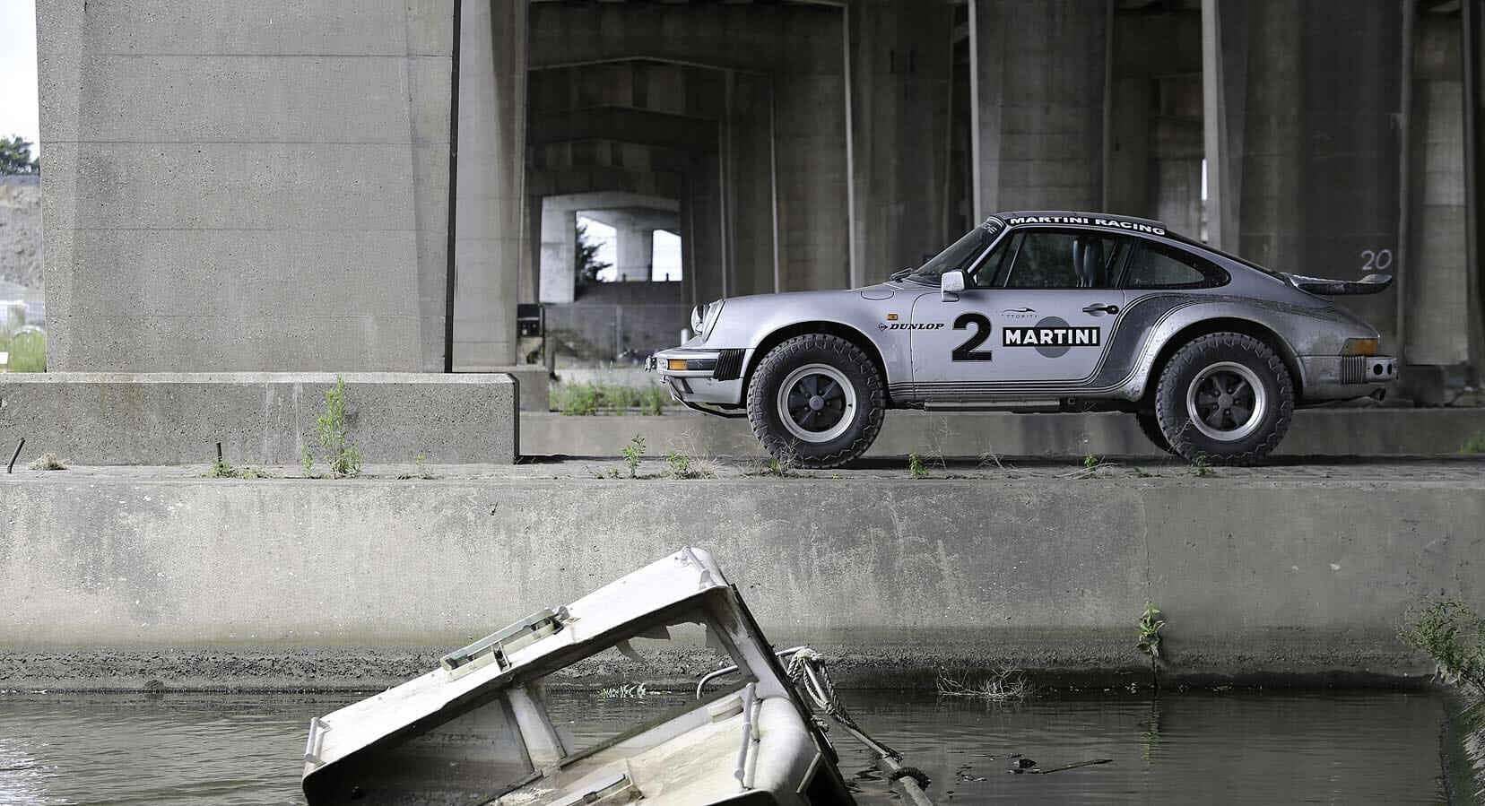 This 1978 Porsche 911 Safari Is The Ultimate Rally Car