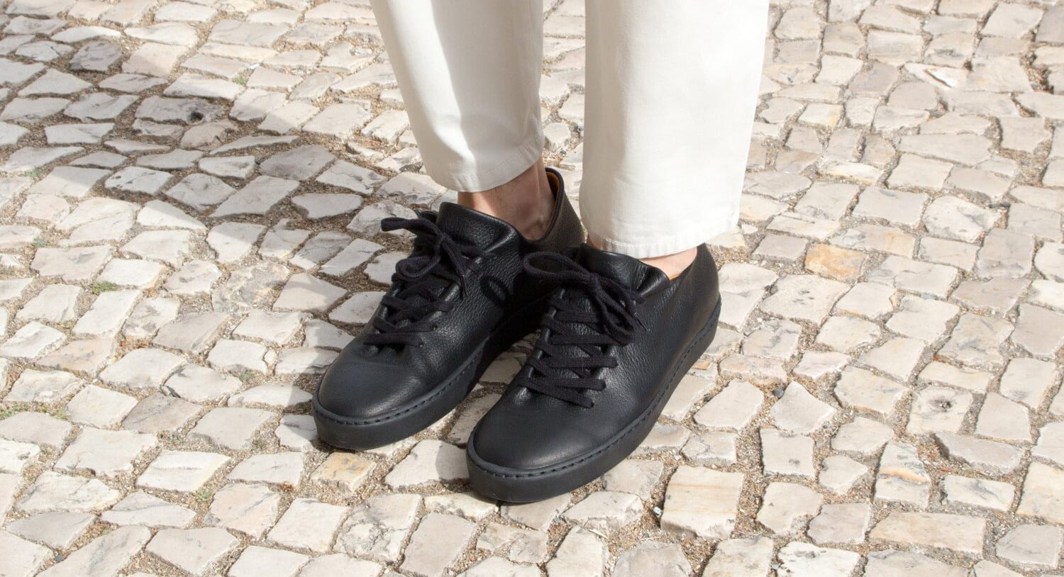 Why Every Man Needs A Pair Of Sneakers From Jak