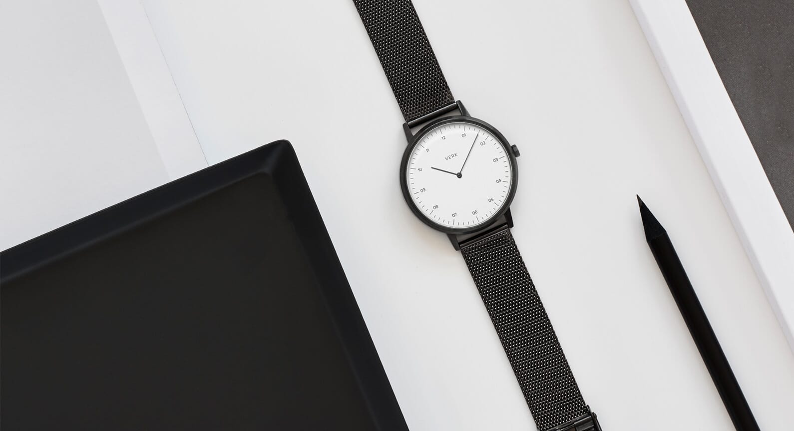 Introducing VERK - The New Scandinavian Watch Brand That You Need To Know