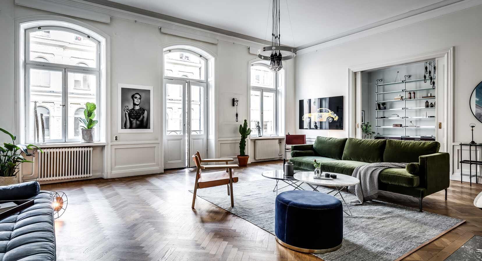 Take A Look Inside Styrmansgatan 5 By Henrik Nero