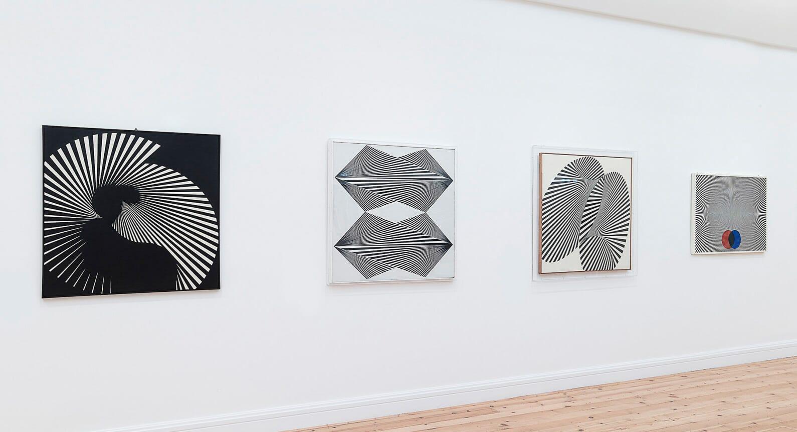 Graphic Design and Optical Illusions Collide in Franco Grignani Exhibit