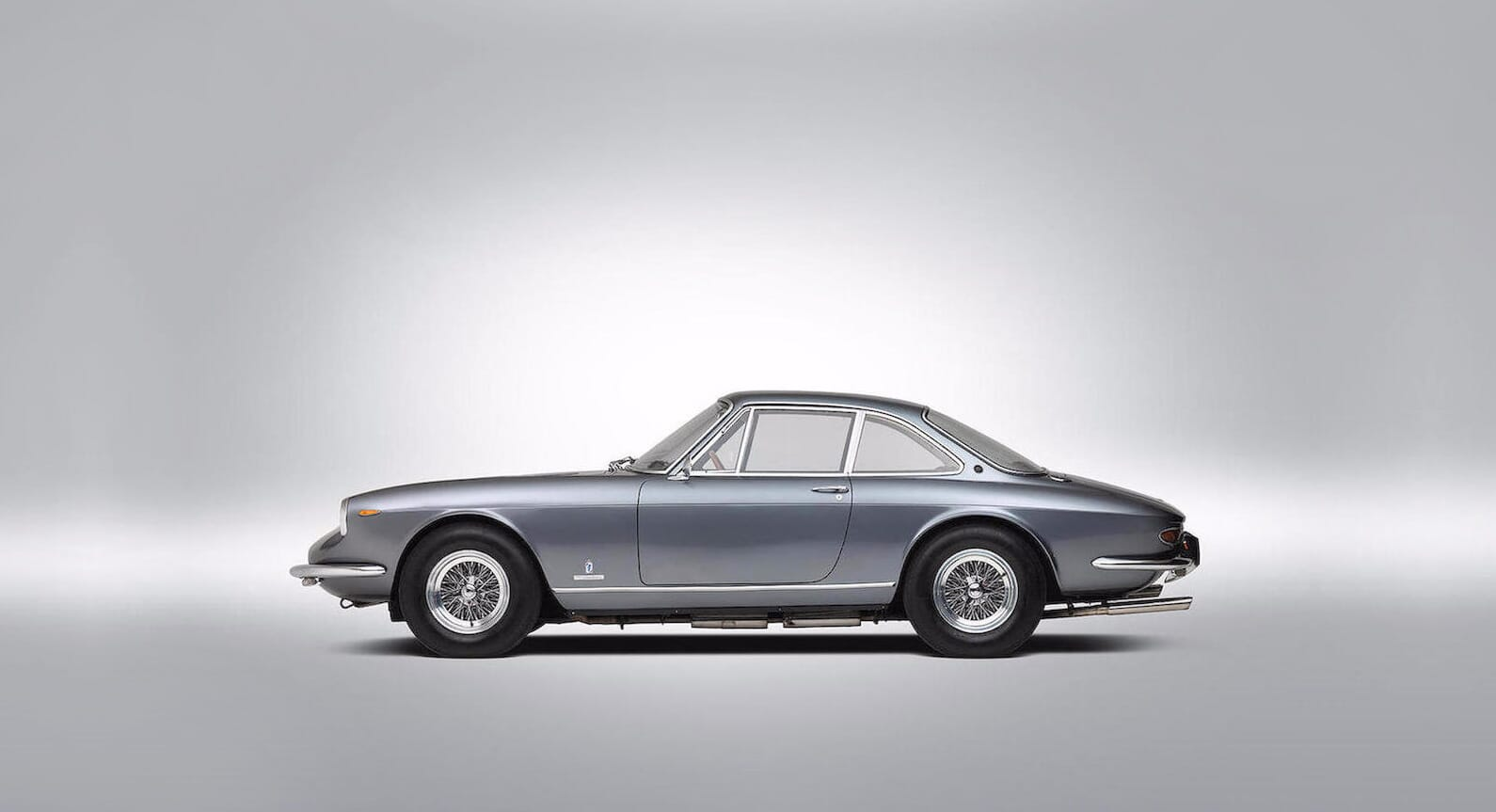 Classic Car Find of the Week: 1968 Ferrari 365 GTC Coupe