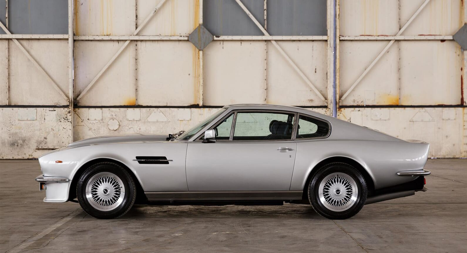 Classic Car Find of the Week: 1985 Aston Martin V8 Vantage X Pack