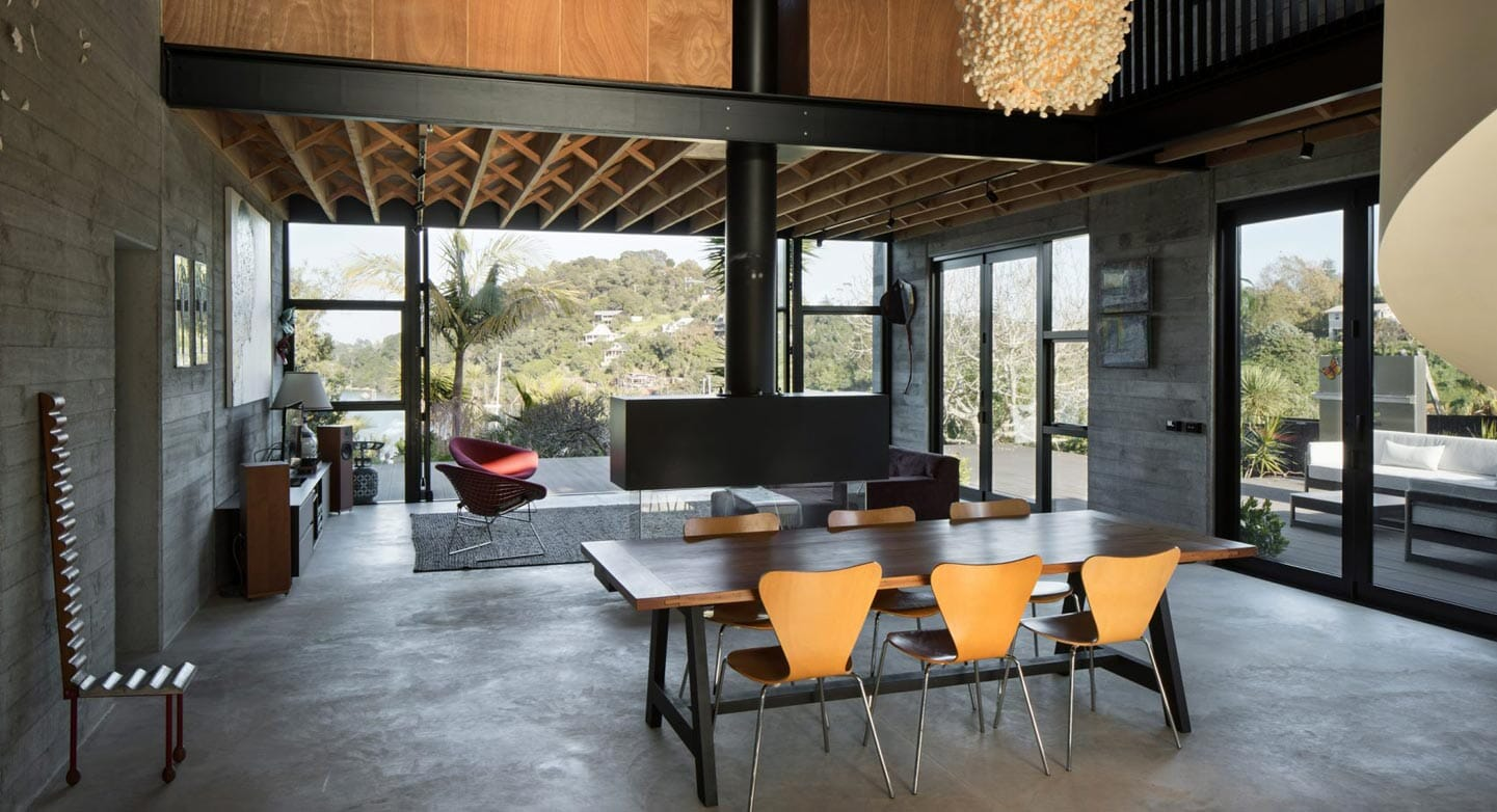 Vaughn McQuarrie's Anzac Bay House Will Make You Want To Escape To New Zealand