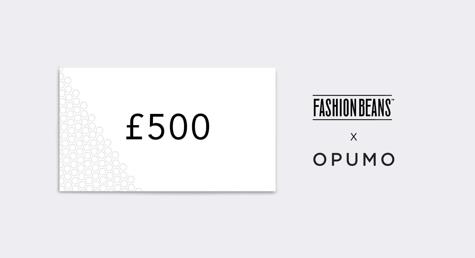 Win £500 To Spend At OPUMO Courtesy Of FashionBeans