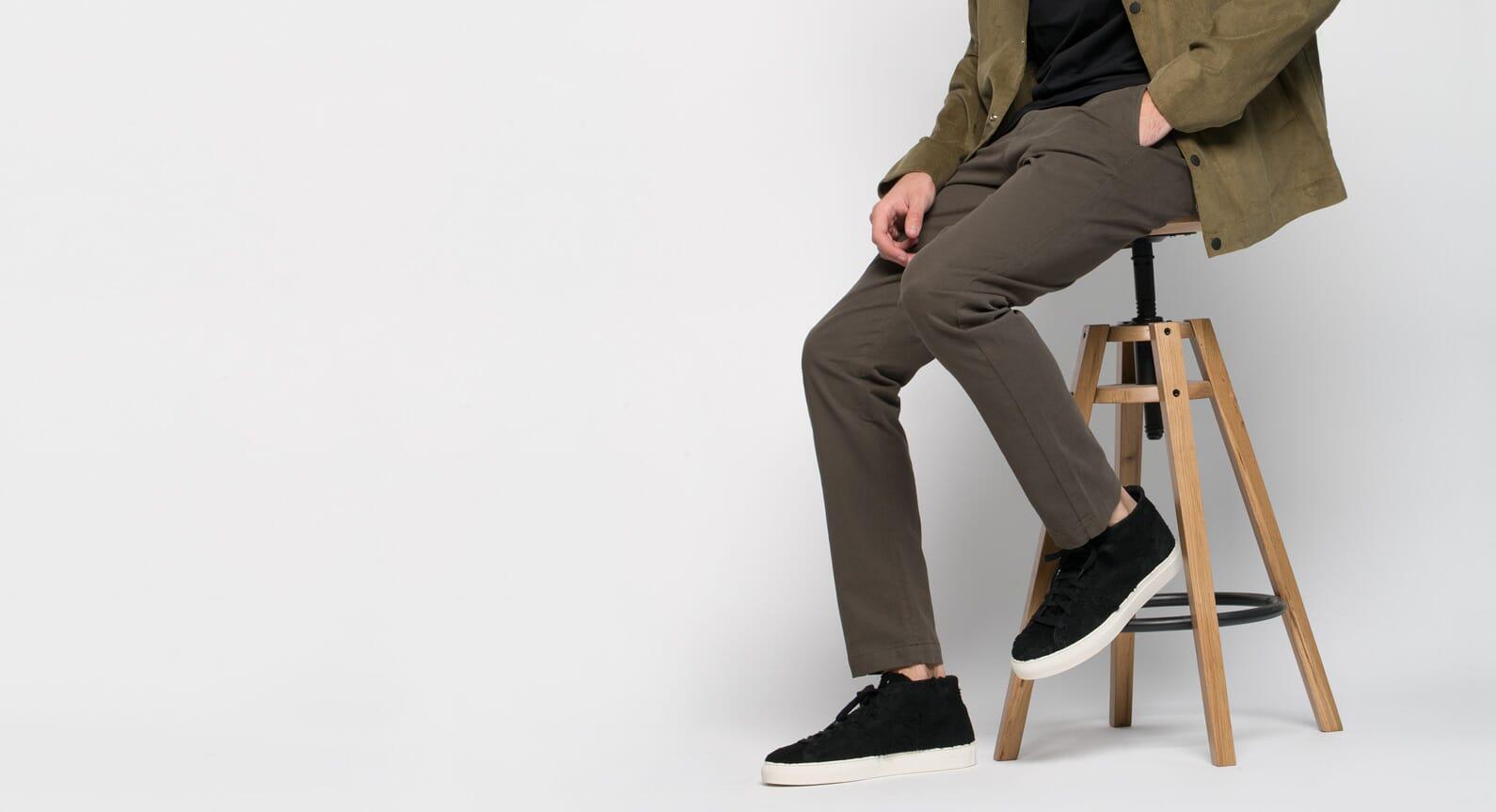 How To Wear Corduroy Courtesy Of Wax London