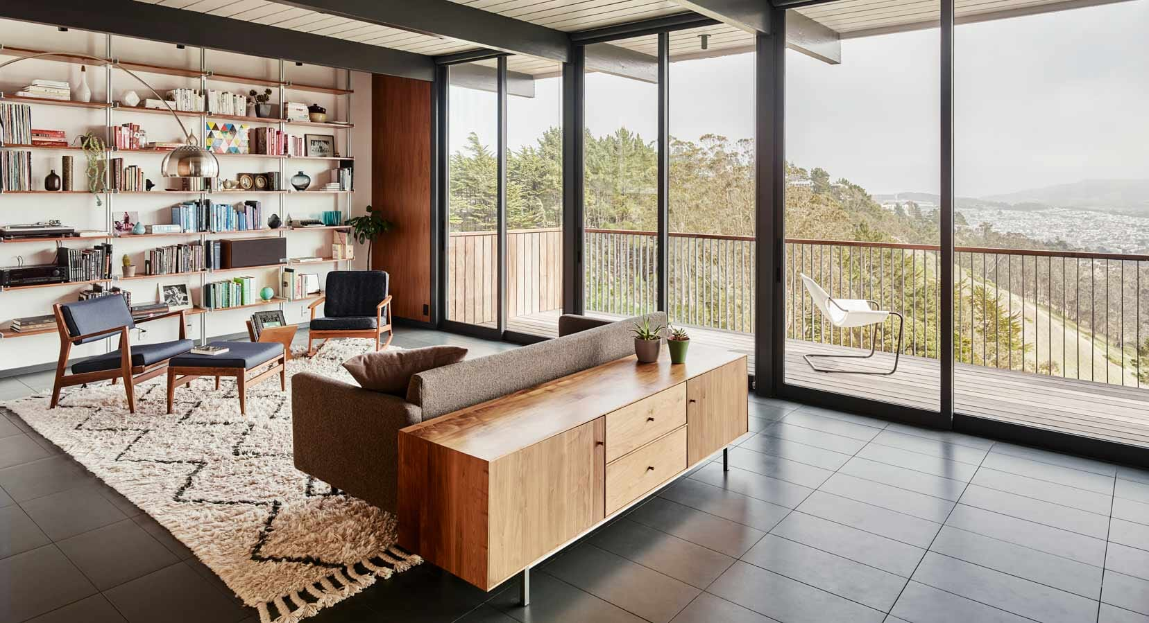 Californian Modernism By Michael Hennessey Architects
