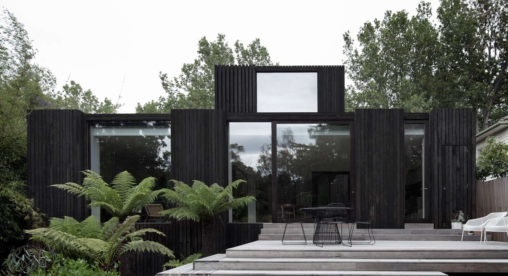 House A In Melbourne By Walter & Walter Architects