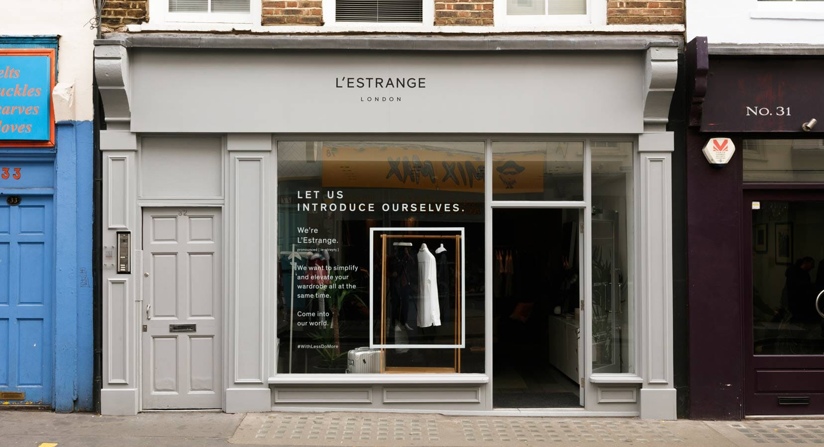 Take A Look Inside The L'Estrange Apartment
