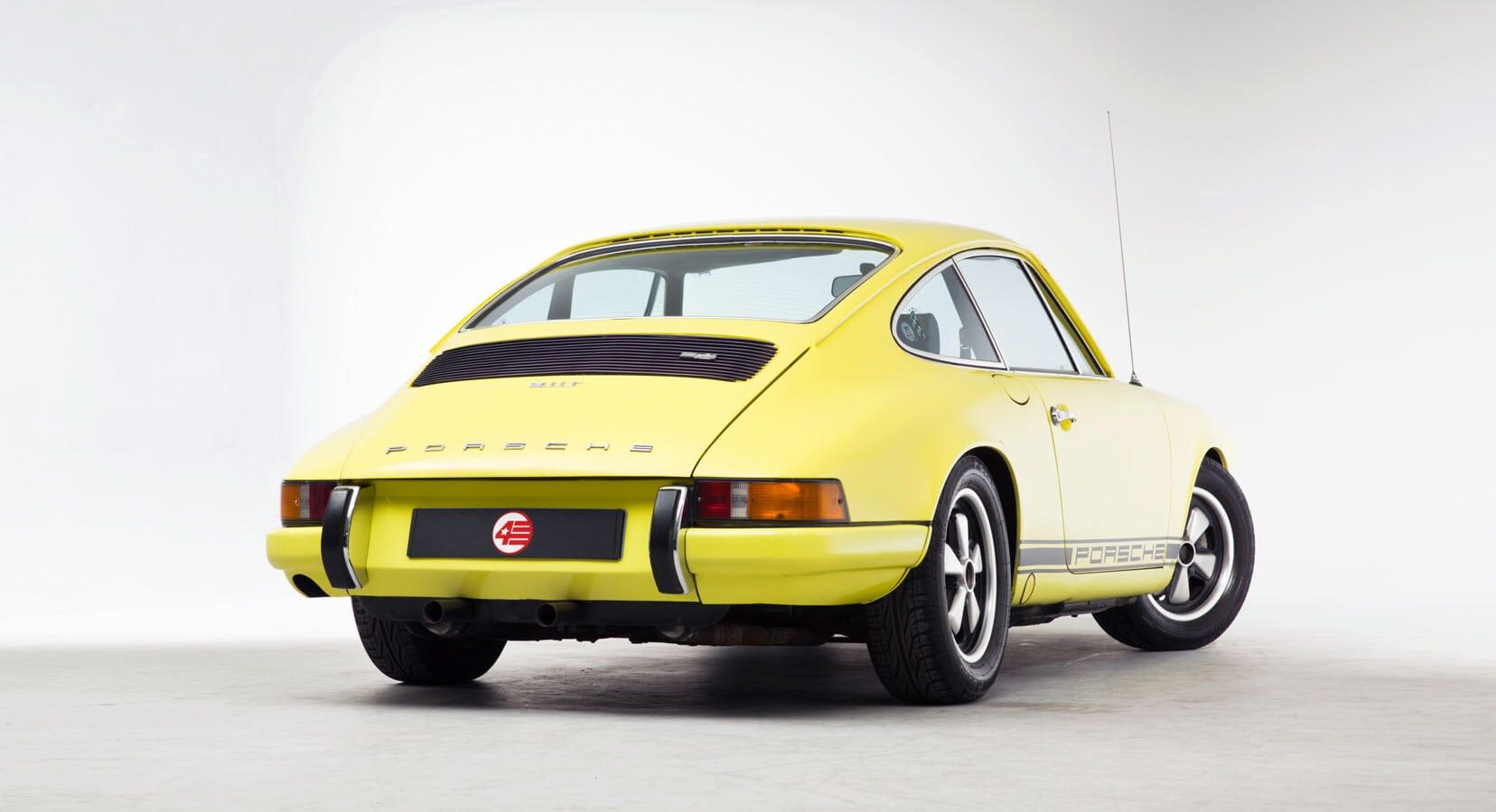 Classic Car Find Of The Week: Porsche 911T 2.4 MFI