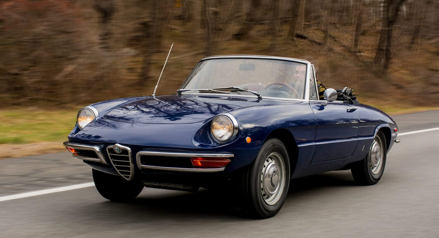 Car Find Of The Week: 1969 Alfa Romeo Spider Veloce