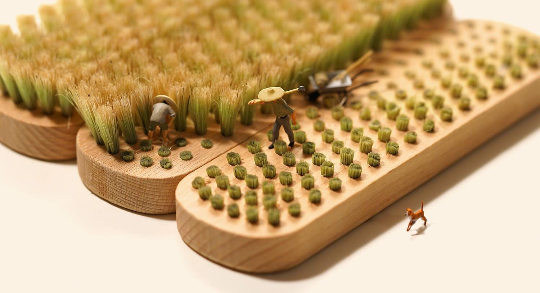 Tatsuya Tanaka Continues His Miniature Calendar Project Into 2019