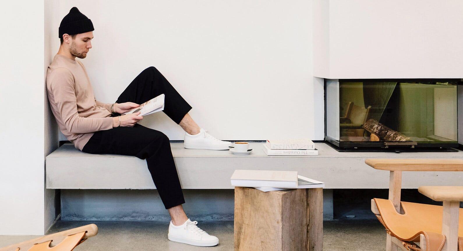 The Style Secrets Of The OPUMO 2017 'Trendsetter' Fredrik Risvik