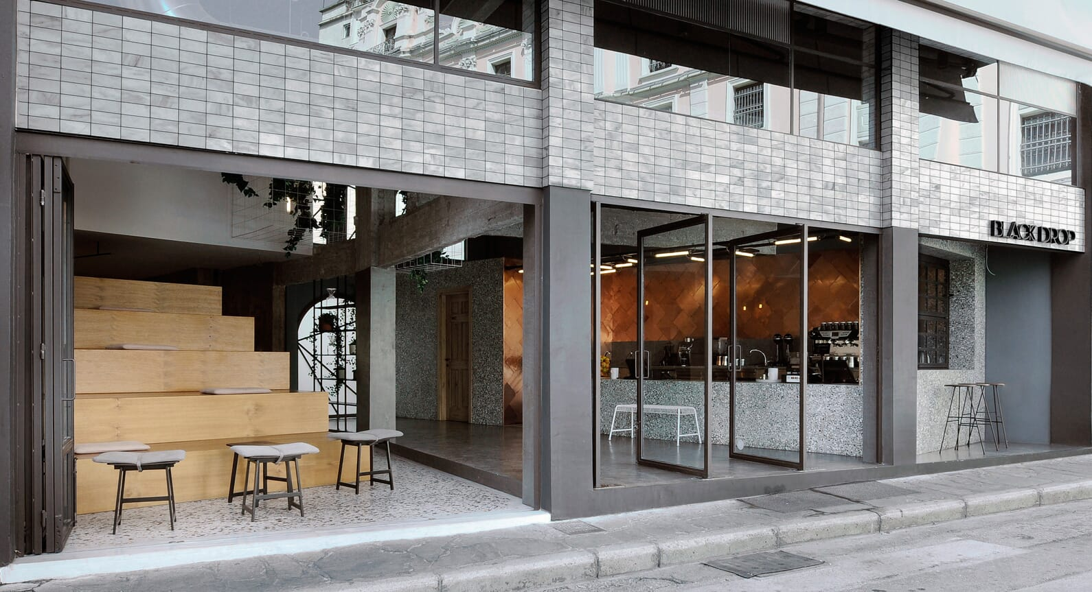 One Of The Best New Coffee Spots In The World: Black Drop Coffee Shop