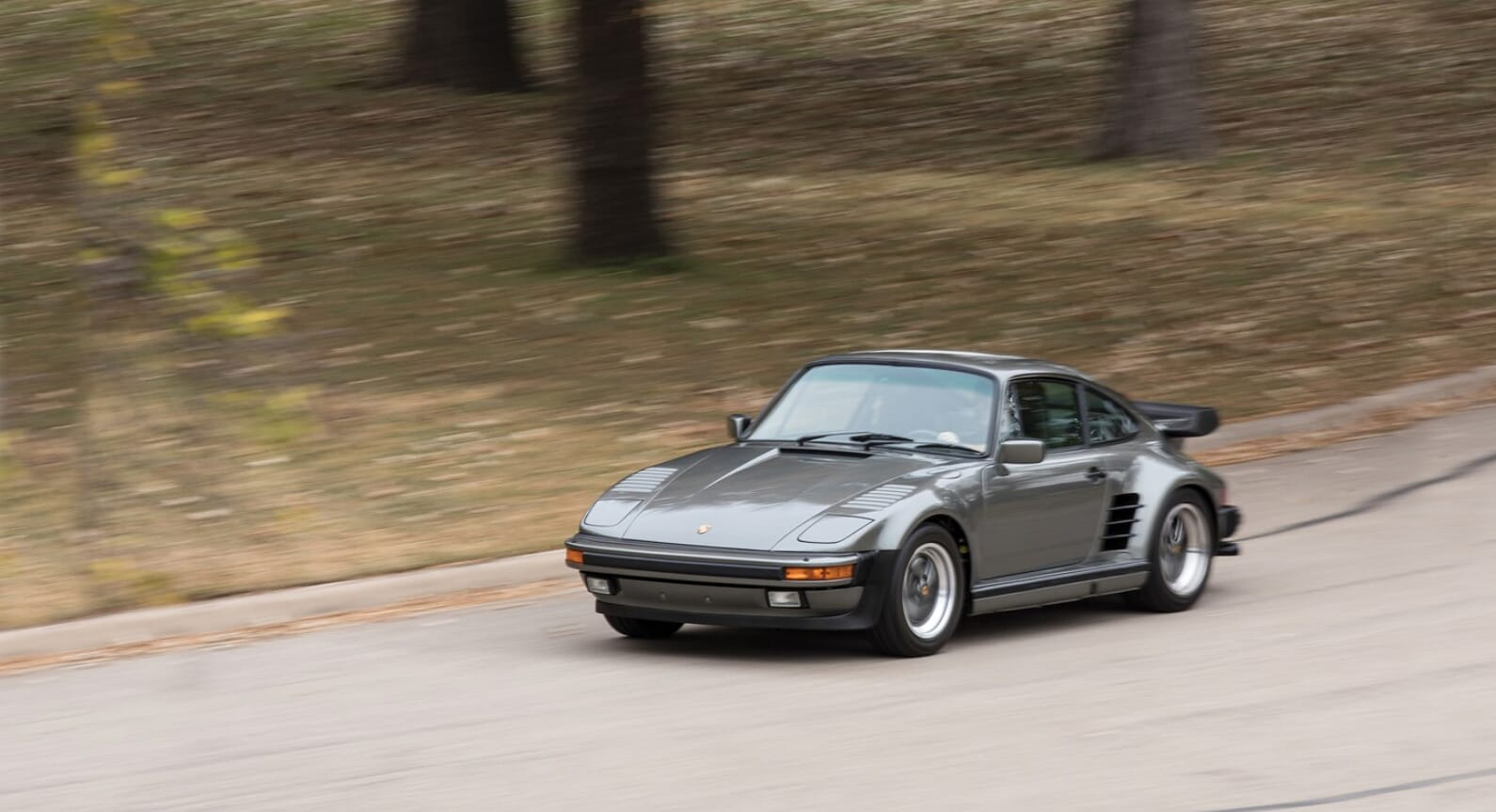 This Porsche 'Flat Nose' Turbo Could Sell For Over $200,000