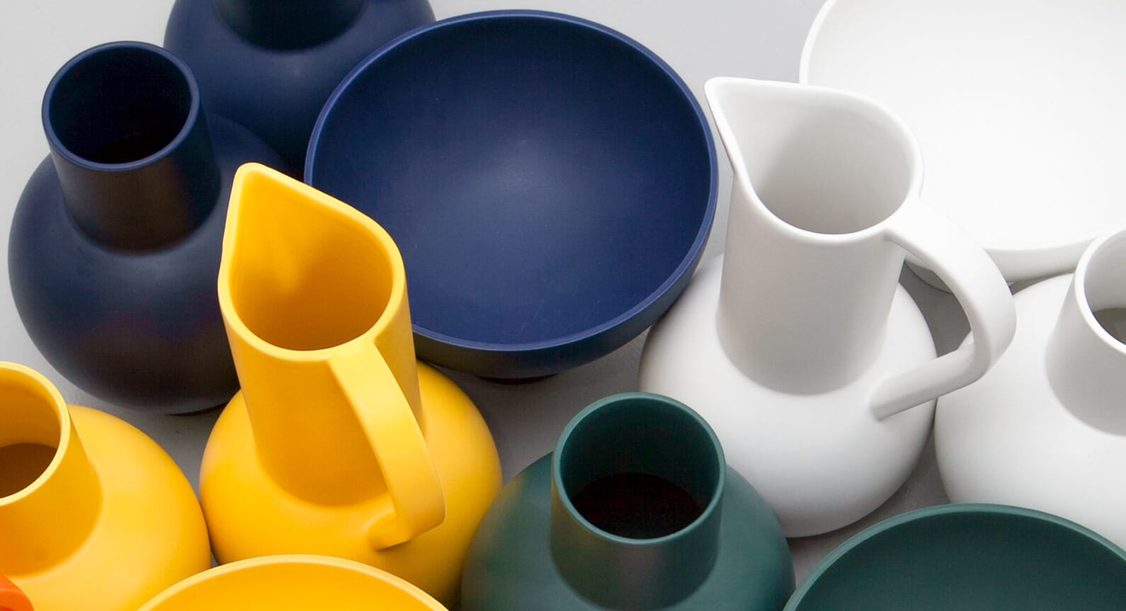 The Colourful Scandinavian Ceramics of Raawii