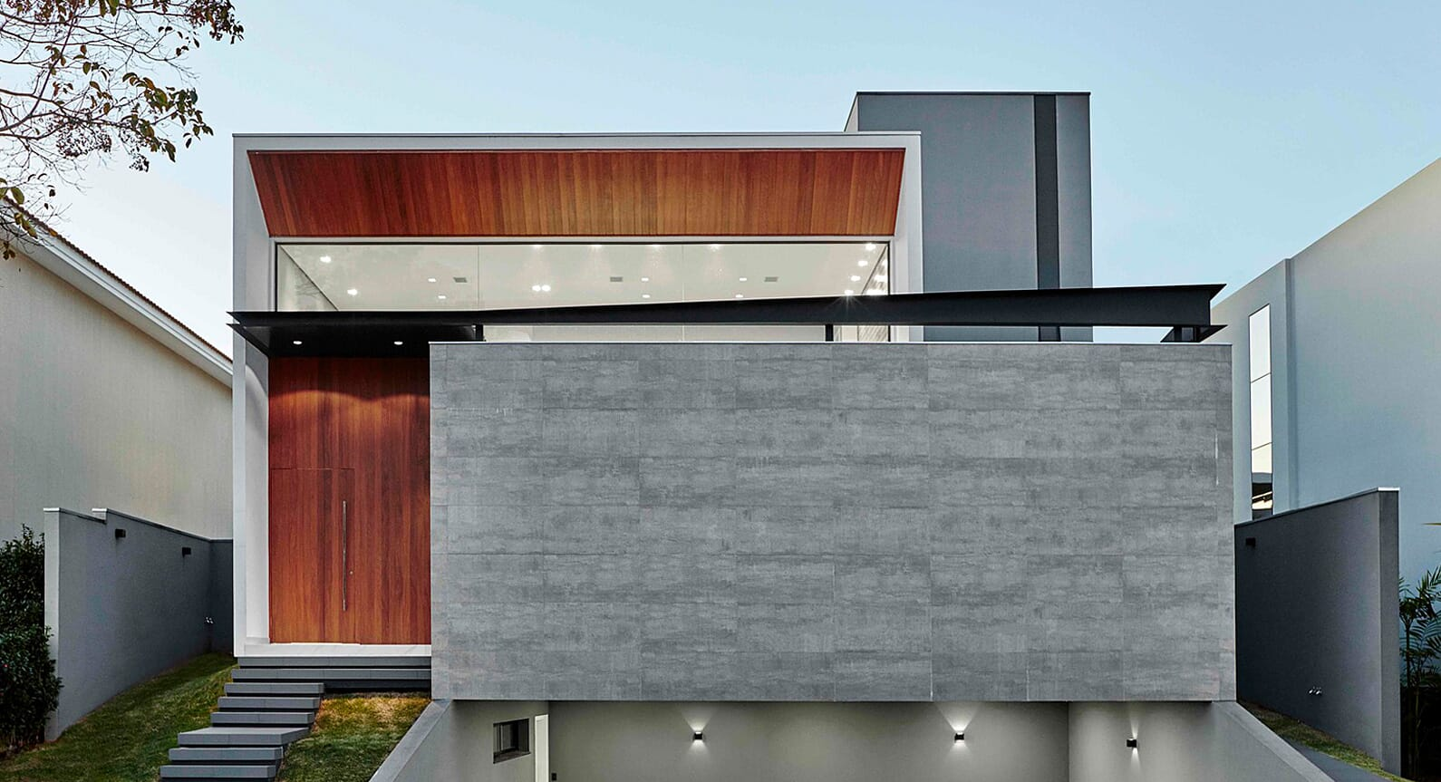 Solitude In The City: The Cumaru House By Raffo Arquitetura