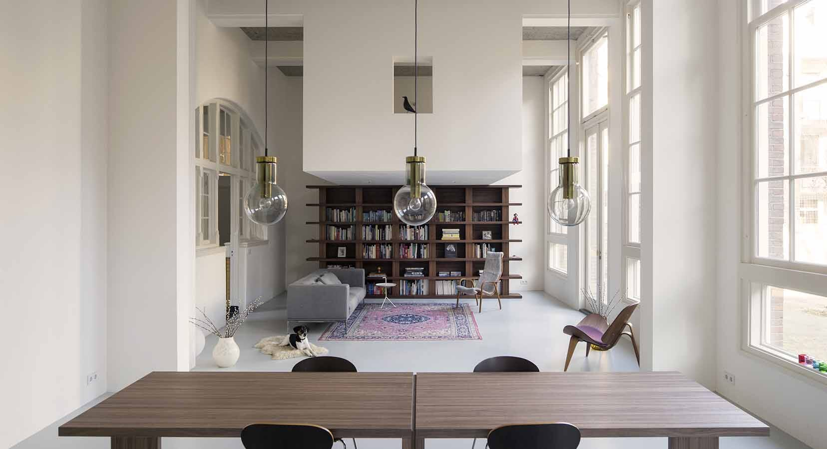 Eklund Terbeek Transform 20th Century Schoolhouse