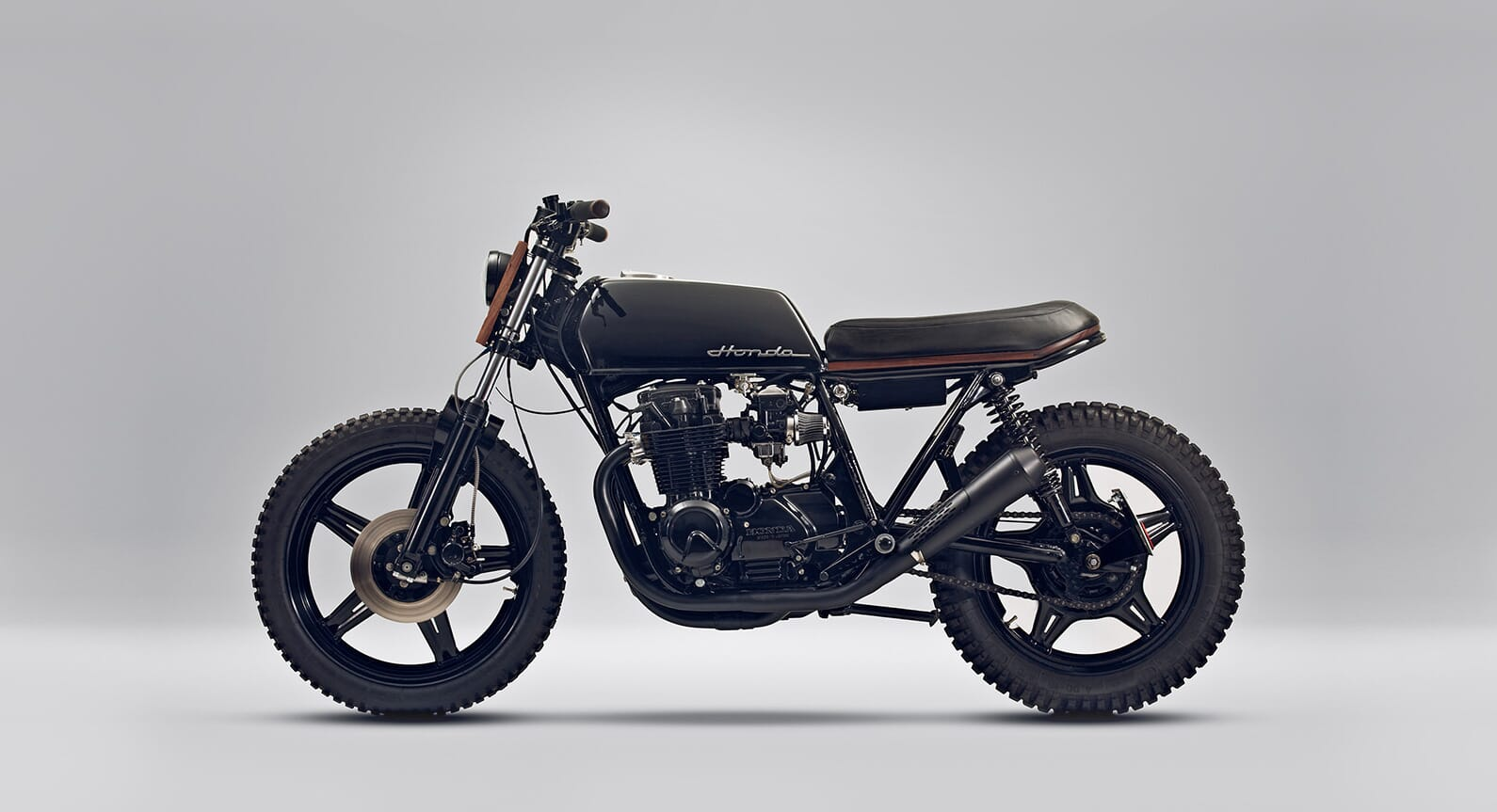 You Won't Find A Better Honda CB650 Than This One