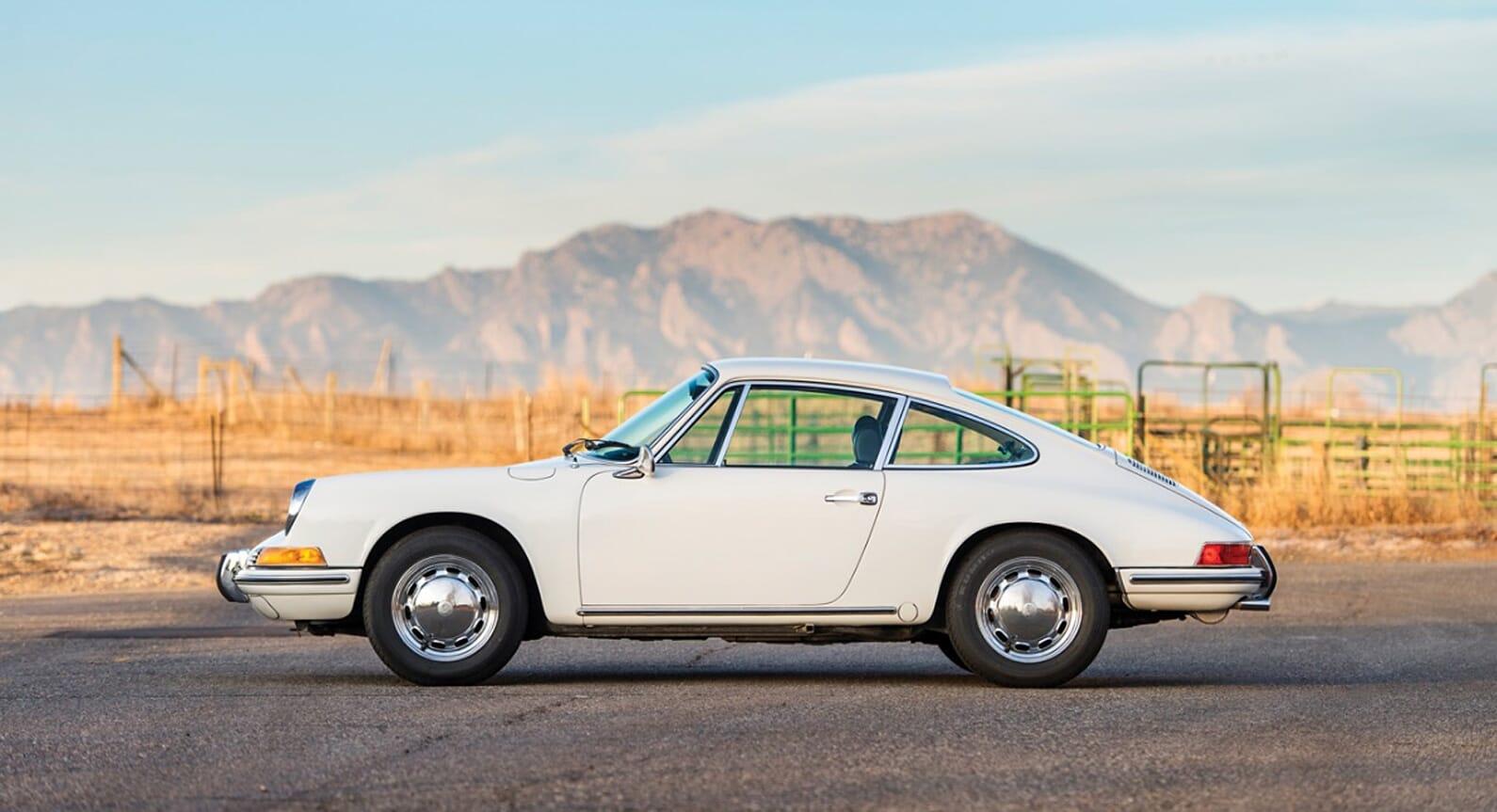 Classic Car Find Of The Week: 1969 Porsche 912