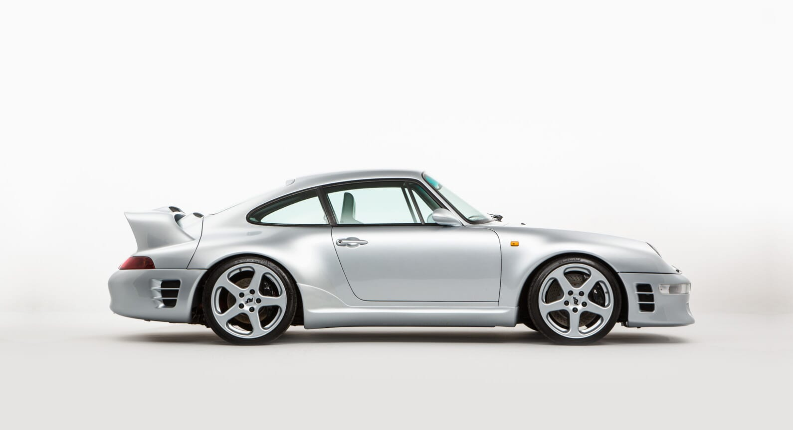 Is The RUF CTR2 The Most Underrated Sports Car Of All-Time?
