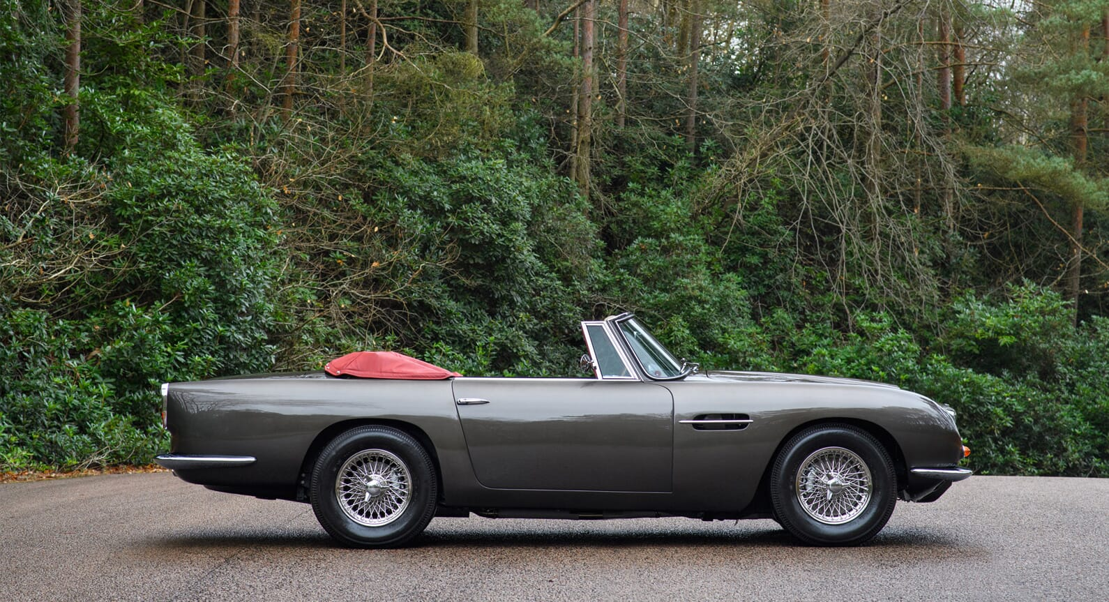 Classic Car Find Of The Week: 1966 Aston Martin DB6 Volante