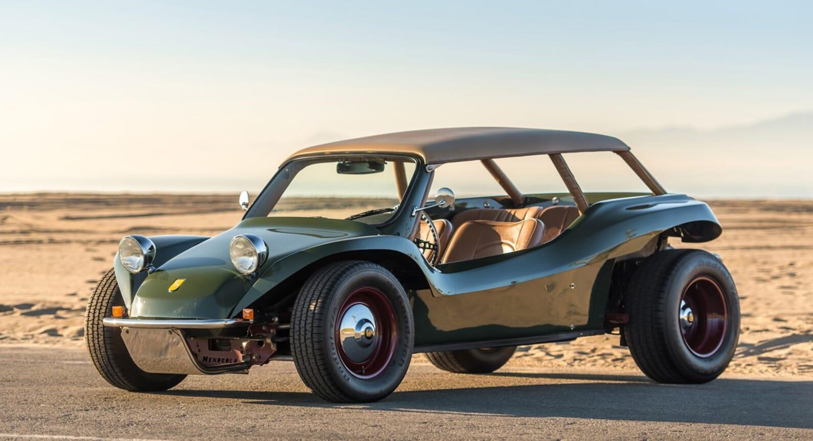 The Original American Dune Buggy: The 1965 Meyers Manxter 2+2