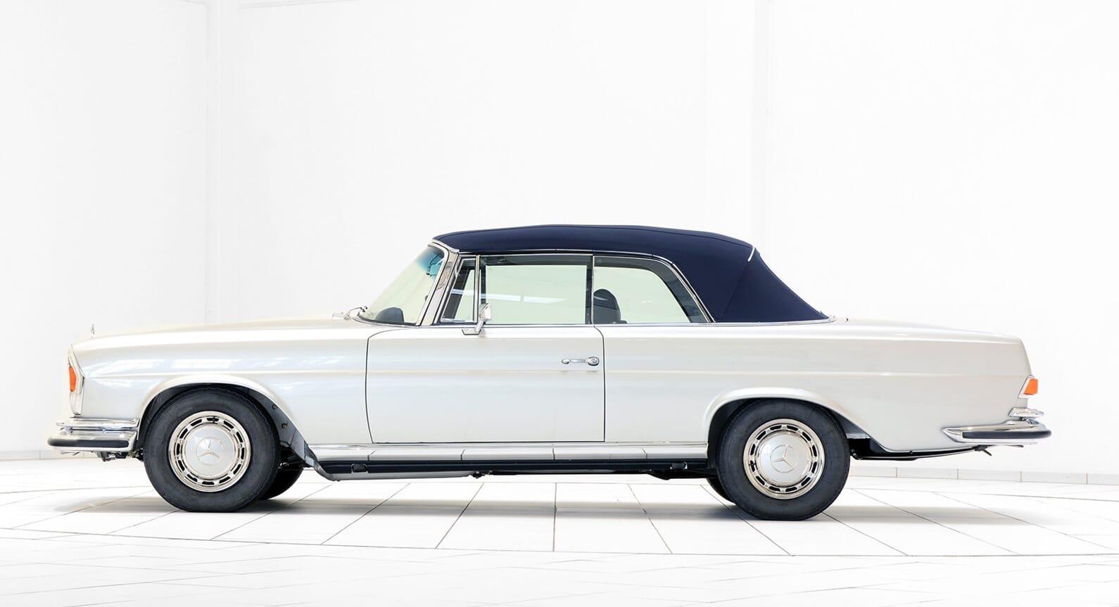 The £500,000 Brabus Mercedes Benz 280 SE
