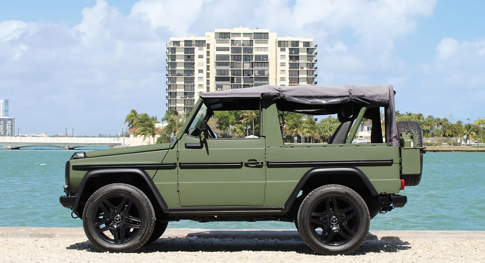 Three Reasons Why This G-Wagen Should Be Your Next Off-Roader