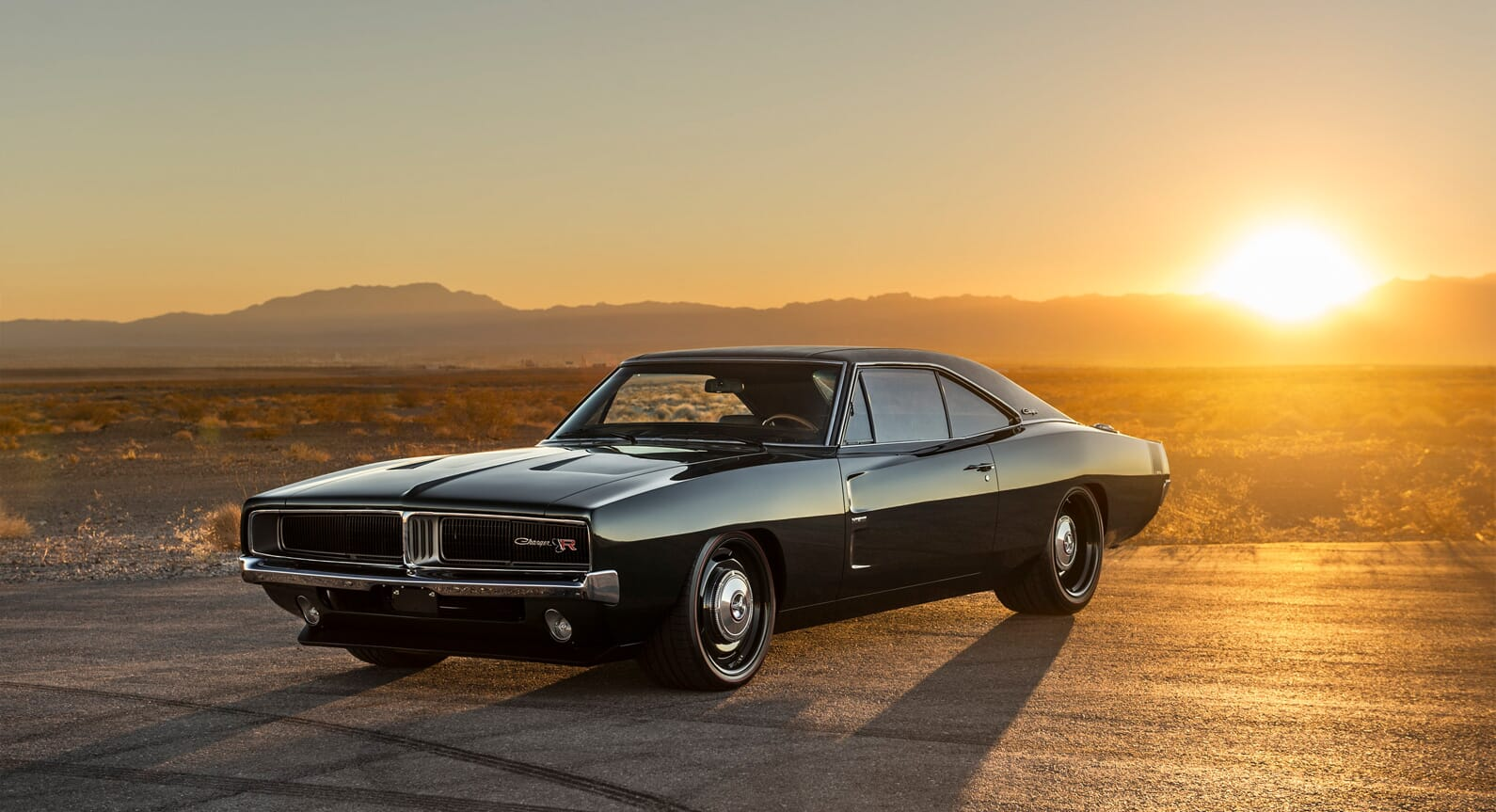 Why This 1969 Dodge Charger Is The Ultimate Muscle Car