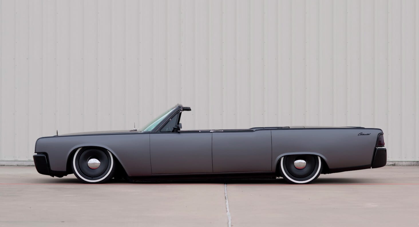 Classic Car Find Of The Week: 1964 Lincoln Continental Convertible