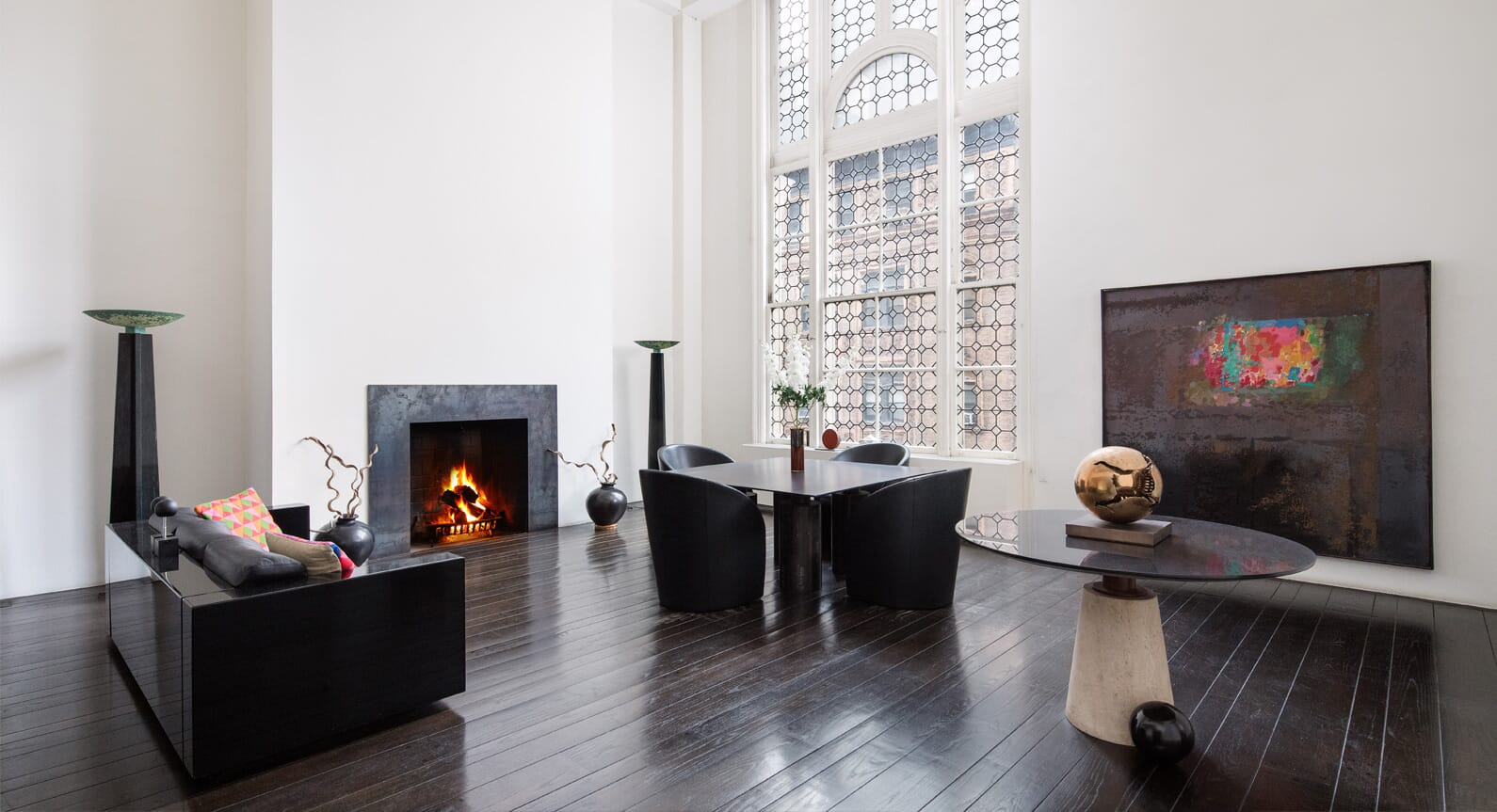 Massimo and Lella Vignelli's New York Apartment Is Up For Sale