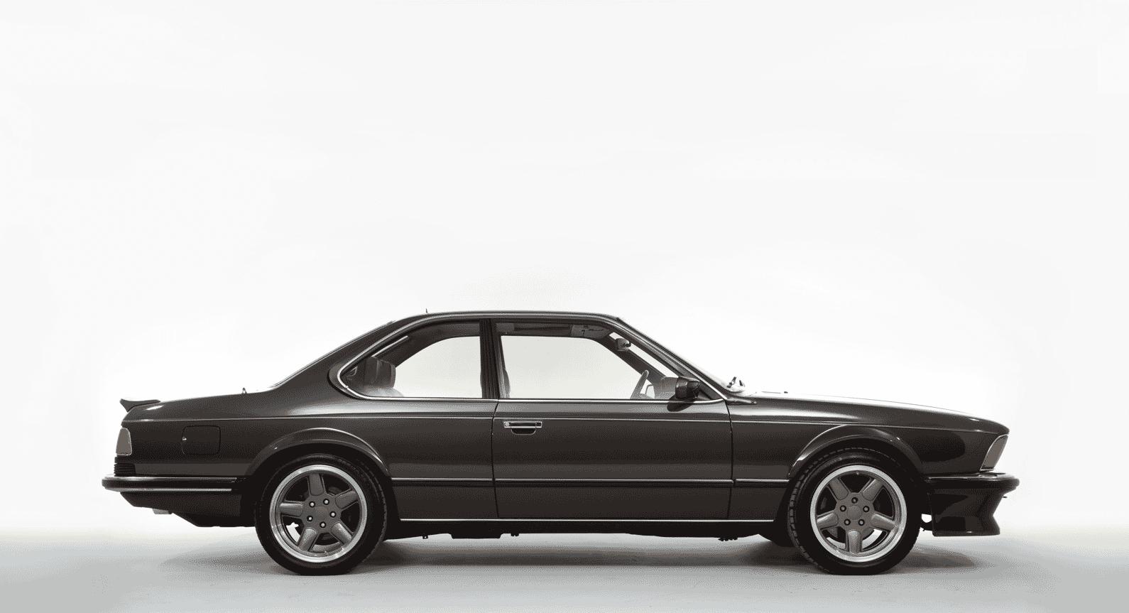An Affordable Future Classic: 1986 BMW M635 CSi LHD