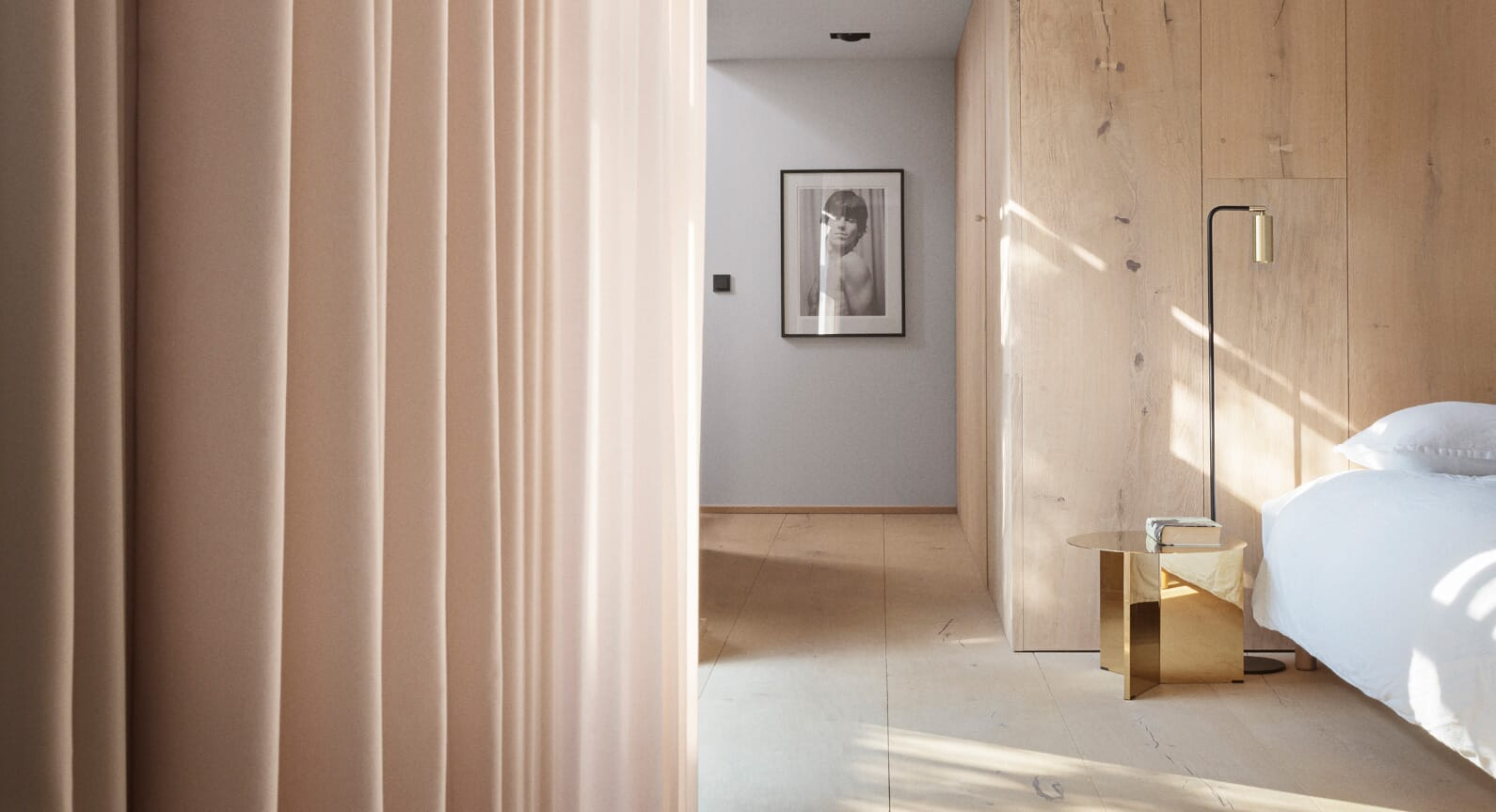 Studio David Thulstrup Turn Warehouse Into A Modern Photographer's Home