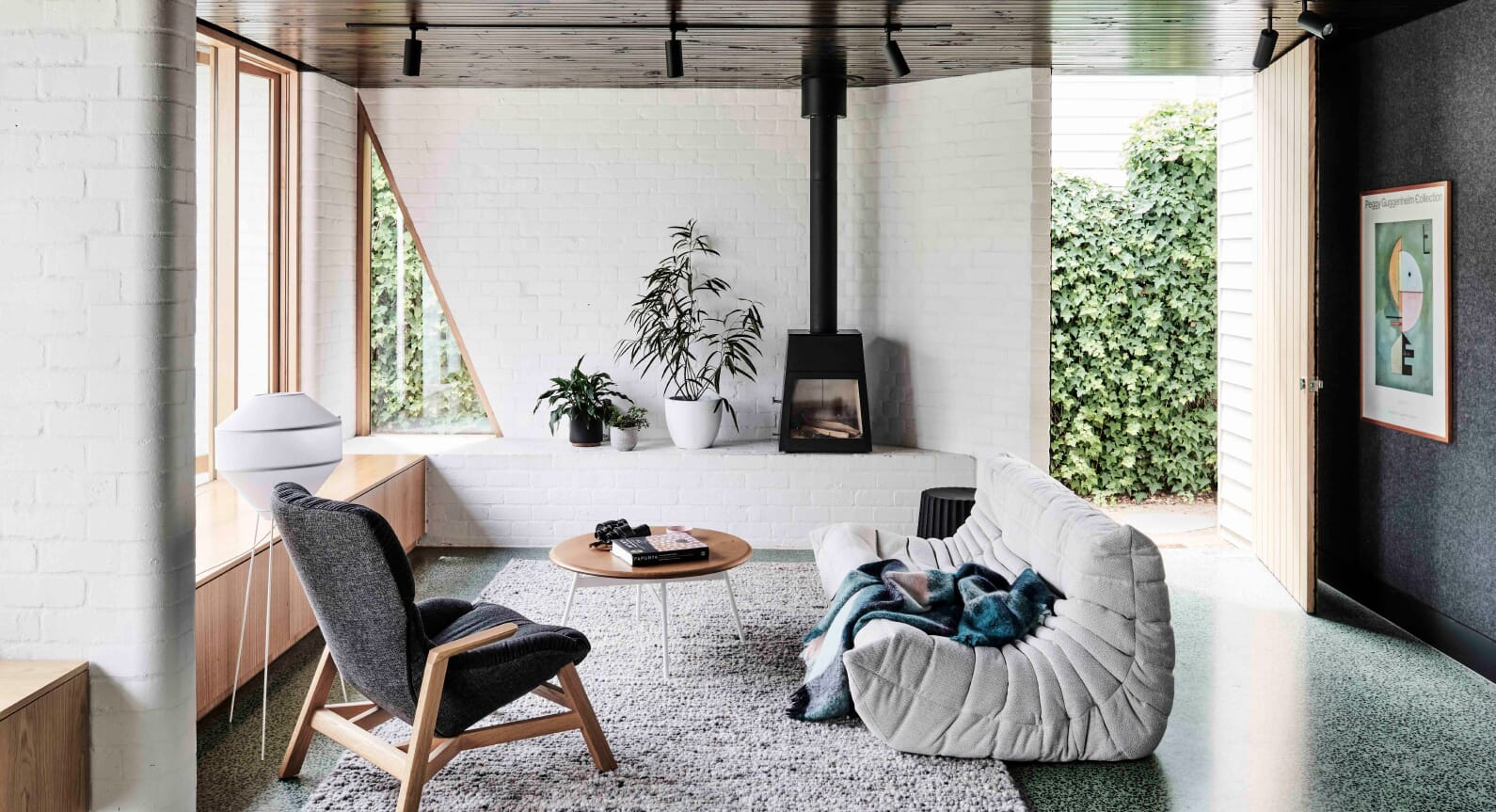 Taylor Knights Architects Transform This Suburban Bungalow In Brunswick