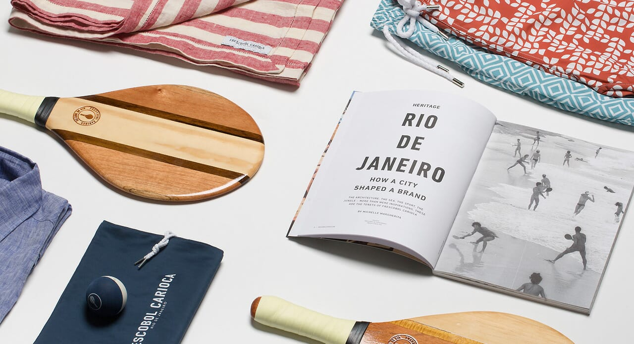 What Frescobol Carioca Are Packing For The Beach This Summer