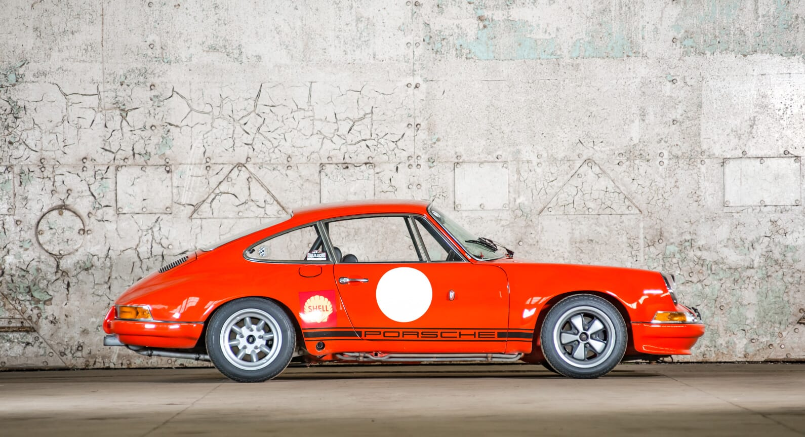Why This Outlaw Porsche Is An Ultra-Rare 911 Racer