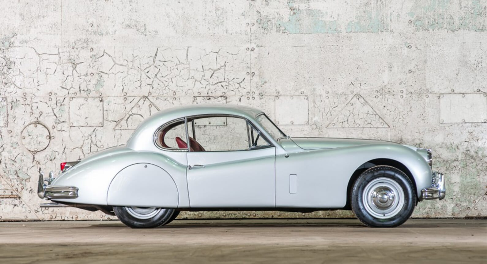 Why You Need This Jaguar XK140 In Your Garage