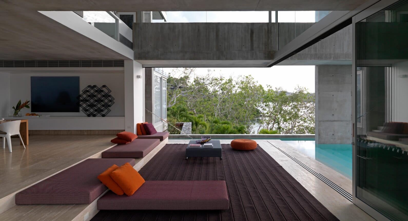 Tropical Paradise: The Solis House by Renato D'Ettorre Architects