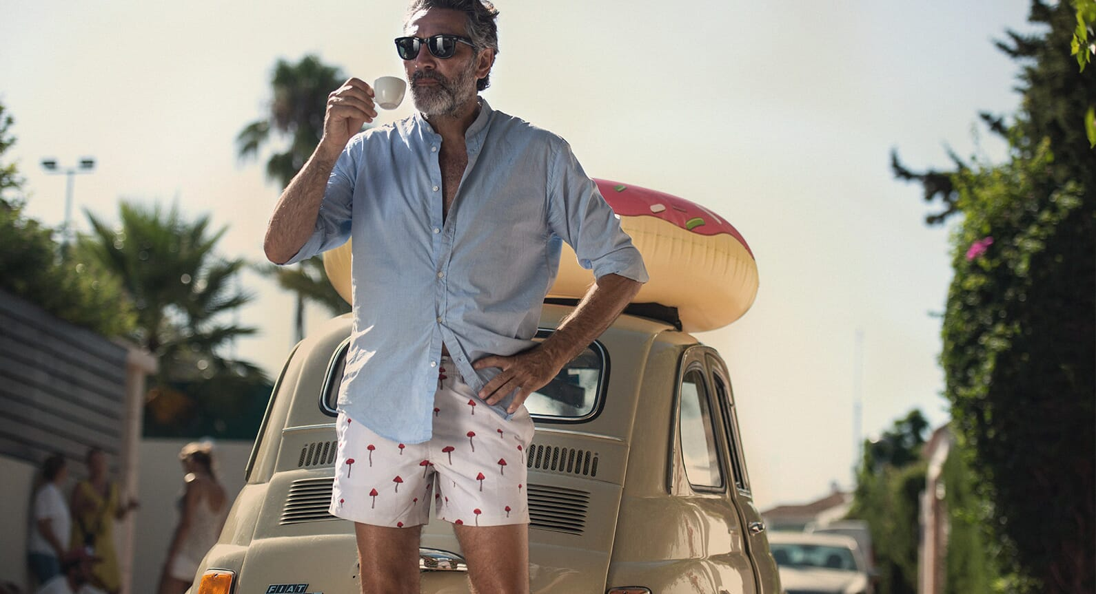 How To Look Good On Holiday Edit #2