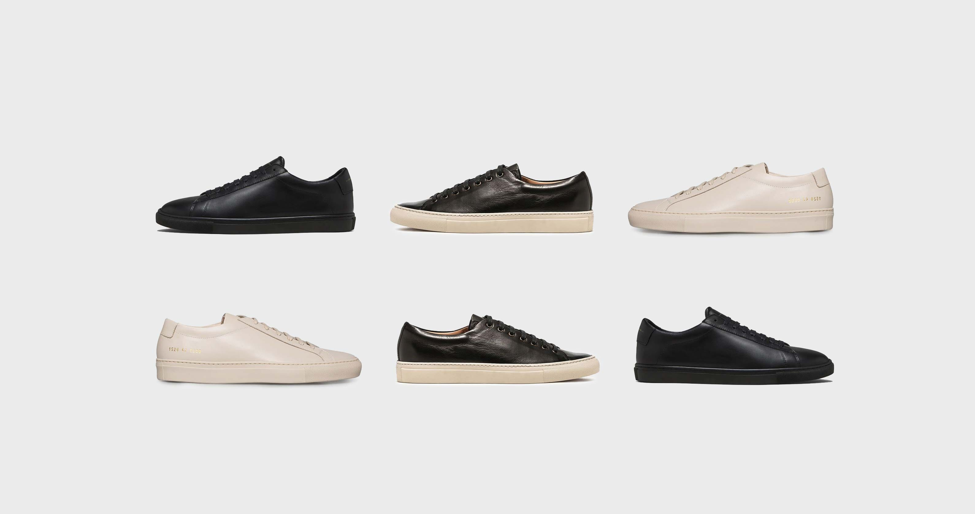 Three Sneakers To Wear To The Office This Summer