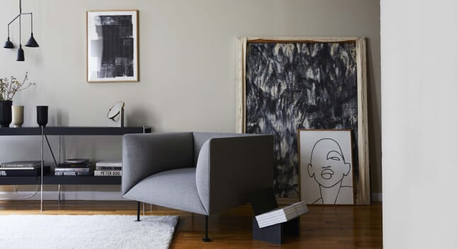 How To Create The Ultimate Scandinavian Living Room With Art