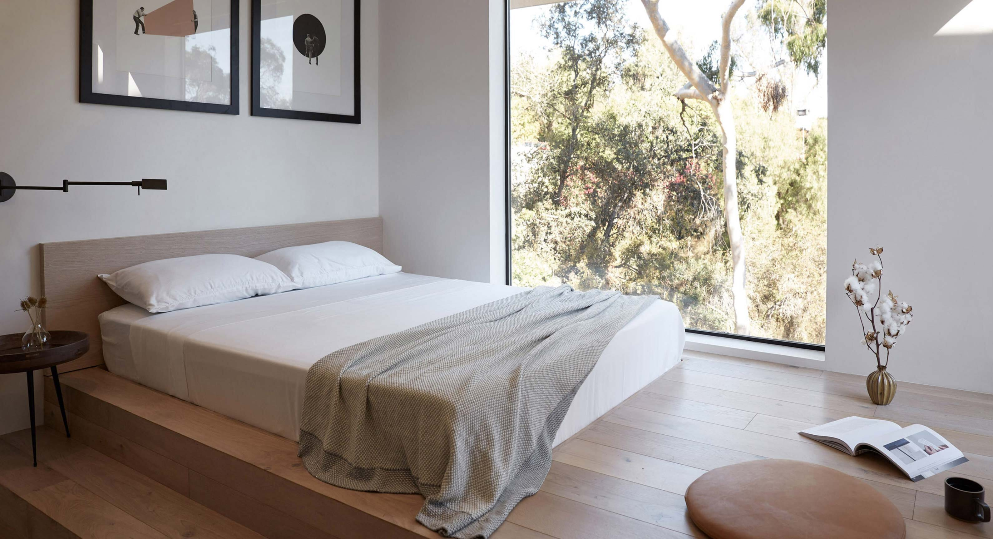 Inside Teresa Xu's Minimalist San Diego Holiday Home