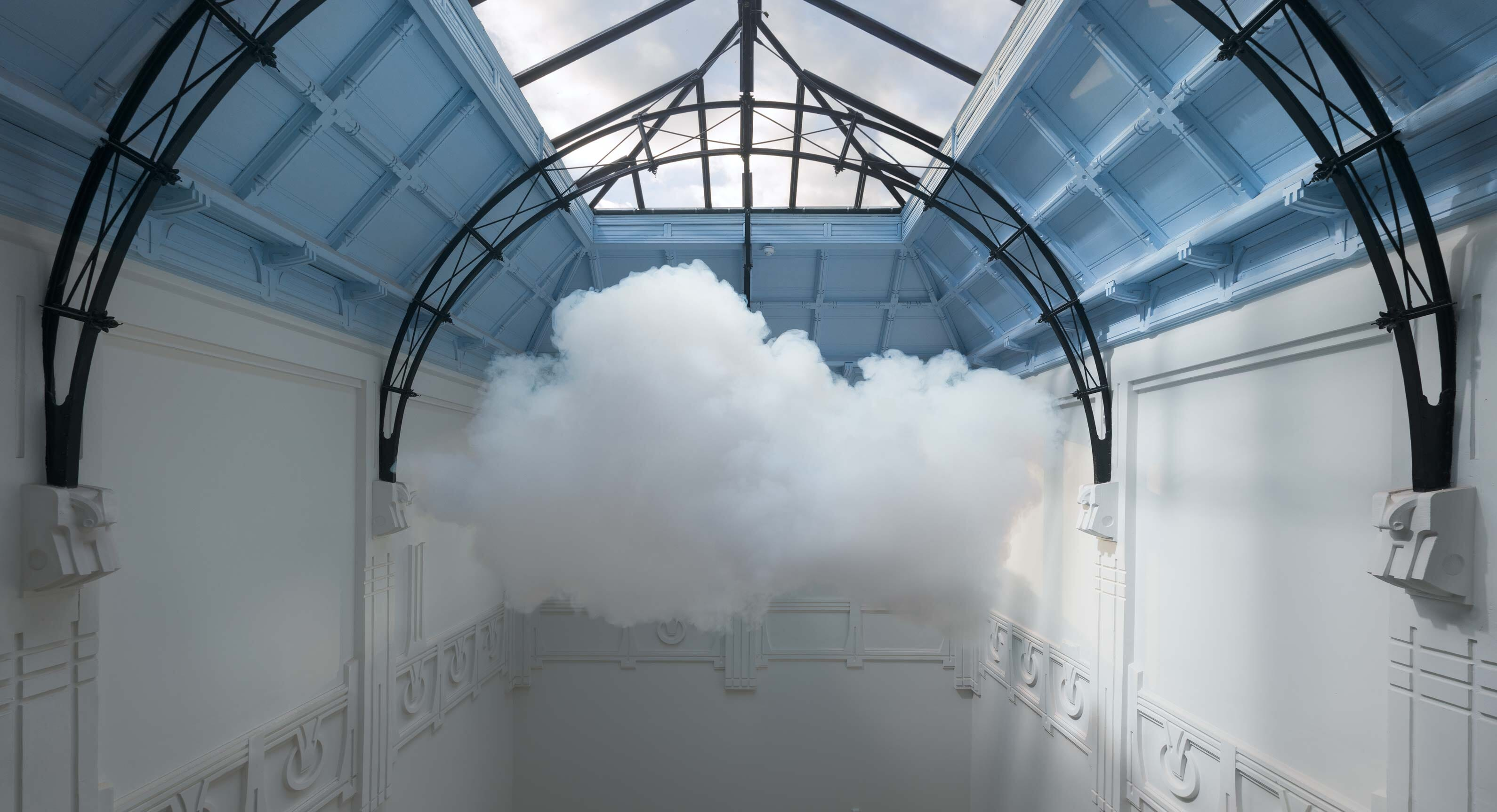 Artist Berndnaut Smilde Makes Indoor Sculptures Out Of Clouds