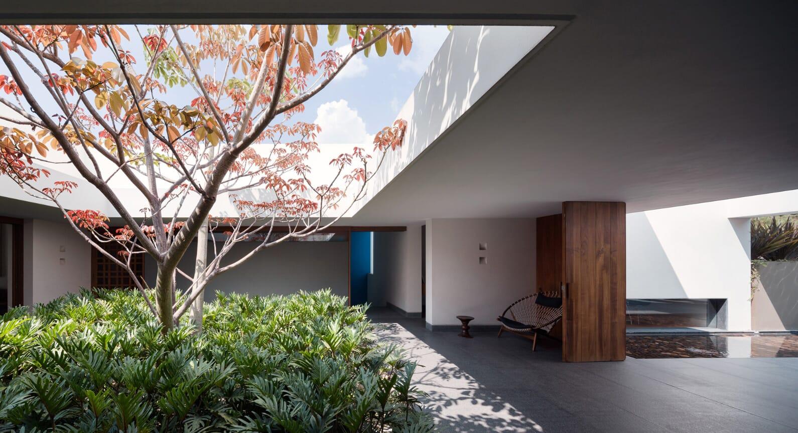 Step Inside This Modernist City Retreat Created By Casas de México