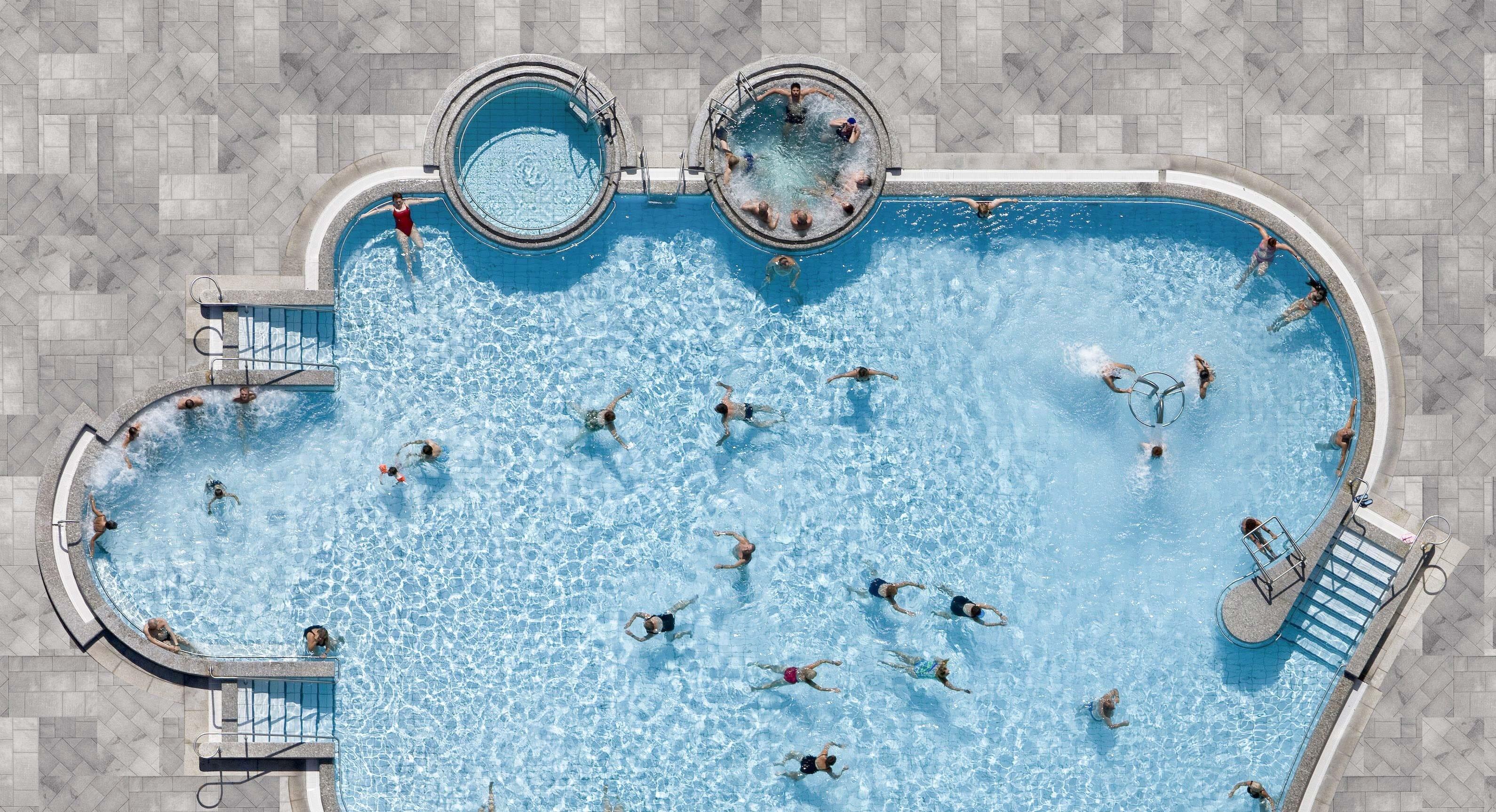 Spectacular Aerial Pools By Stephan Zirwes